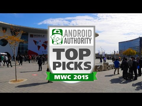 Top Picks Mwc 2015'in!