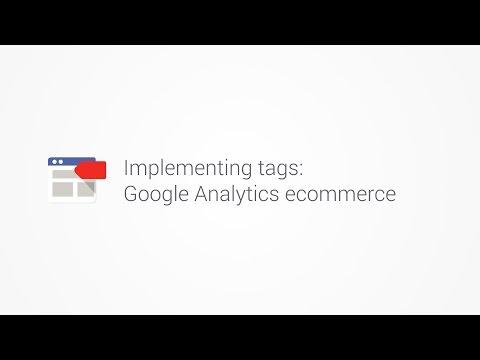 Etiketler Uygulama: Google Analytics E-Ticaret
