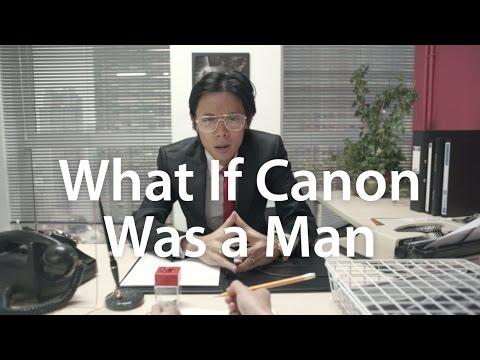 Peki Ya Canon Bir Adamdı