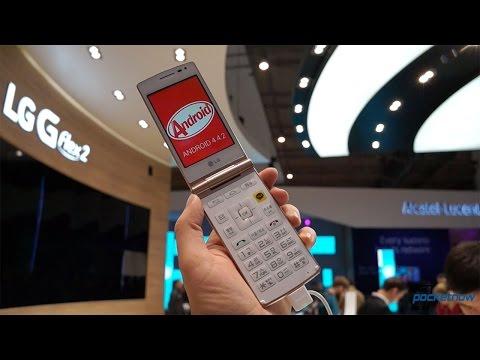 Lg Şarap Akıllı Ve Lg Dondurma Akıllı Hands: Flip Telefon Nostalji!