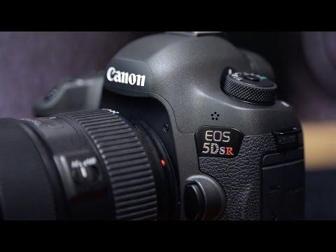 Canon 5Ds Ve 5Ds R Eller Önizleme