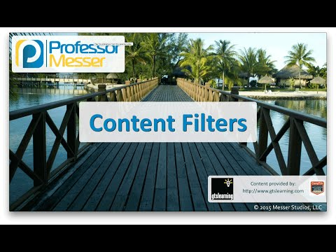 Filtreler - Sık Ağ + N10-006 - 1.1 İçerik