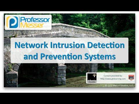 Saldırı Tespit Ve Önleme Sistemleri - Sık Ağ + N10-006 - 1.1