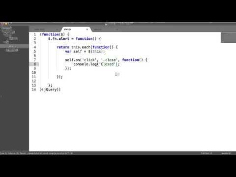 Kendi Uyarı Kutuları Oluşturun: Javascript (2/2)
