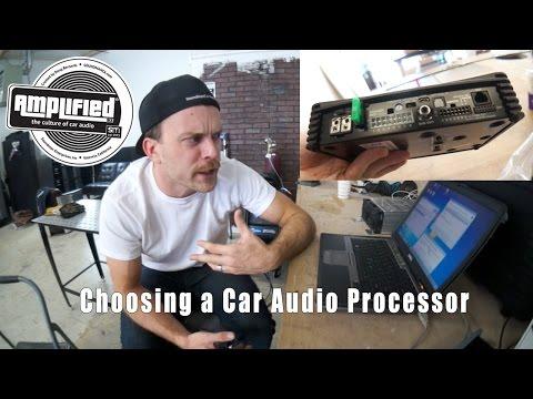 Bir Araba Ses İşlemcisi Seçme