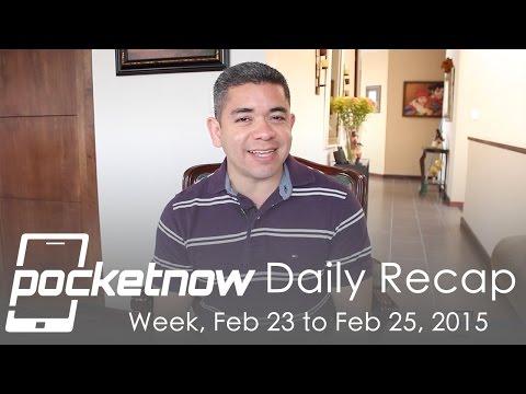 Galaxy S6, Htc Bir M9, Çakıl Zamanı Açıklamaları Ve Daha Fazlası - Cep Günlük Recap