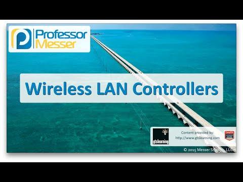 Kablosuz Lan Denetleyicileri - Sık Ağ + N10-006 - 1.2