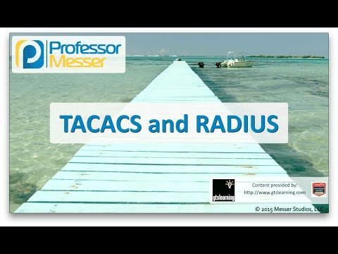 Tacacs Ve Radıus - Sık Ağ + N10-006 - 1.2
