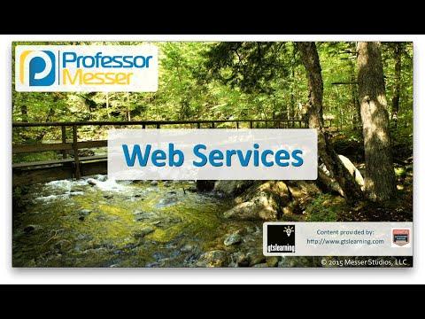 Web Hizmetleri - Sık Ağ + N10-006 - 1.2