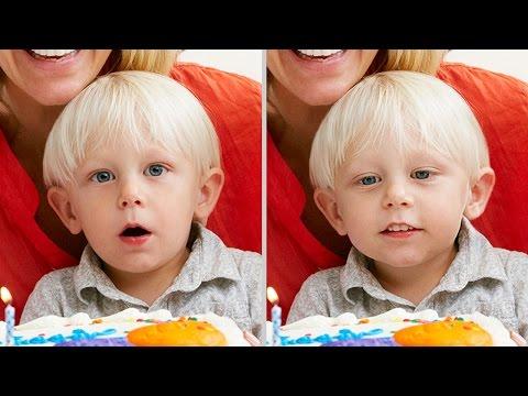 Photoshop: Nasıl Bir Yüz Bir Fotoğraf Yerine