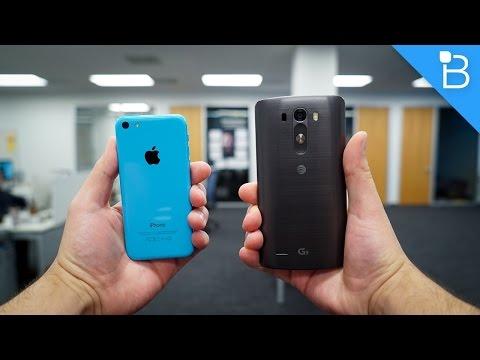 İphone 6C Ayrıntıları Ve Lg G4 Görüntü Sızıntıları