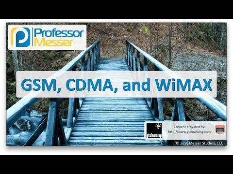 Gsm, Cdma Ve Wimax - Sık Ağ + N10-006 - 1.4