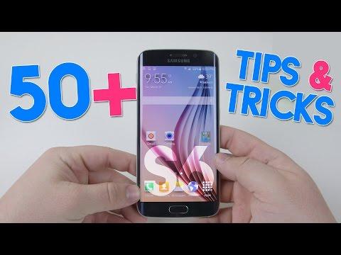 50 + Keyif Ve Hileci İçin Samsung Galaxy S6 Ve S6 Kenar!