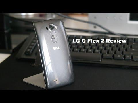 Lg G Flex 2 Bir Daha Gözden Geçirme