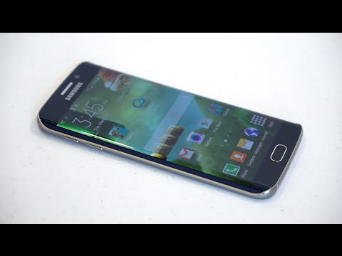 Samsung Galaxy S6 Kenar İnceleme