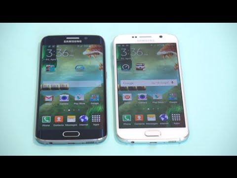 Samsung Galaxy S6 Vs Samsung Galaxy S6 Hangi Bir Gerekir Satın Kenar?