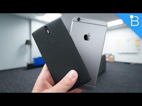 Oneplus 2 Ayrıntılar Ve Kuvvet Touch İphone Üzerinde