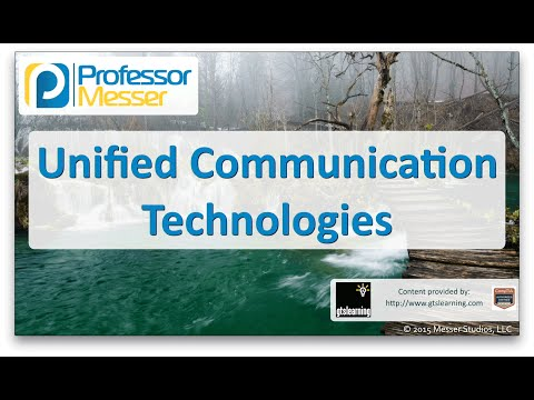 Birleştirilmiş İletişim Teknolojileri - Sık Ağ + N10-006 - 1,10