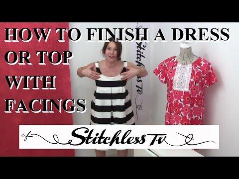 Nasıl Bir Elbise Bitirmek Veya Bakan İle Top
