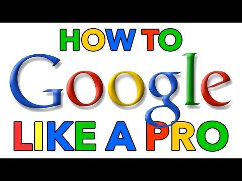 Nasıl Google Bir Profesyonel Gibi! Top 10 Google Arama İpuçları Ve Püf Noktaları