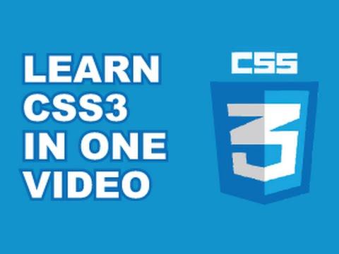 Css3 Öğretici