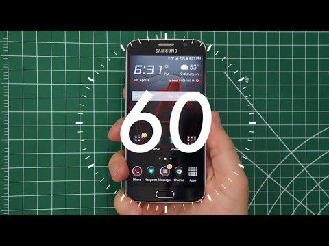 Galaxy S6 İnceleme (60-İkinci Sürüm)