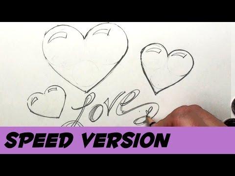 Nasıl Sikke İrili Ufaklı - Hızlı Sürümü Kullanarak Kalp Çizileceğini | Kan Basıncı