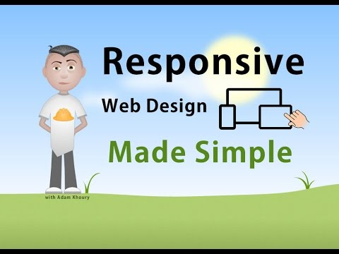 Basit Css @media Kural Öğretici Yaptı Duyarlı Web Tasarım