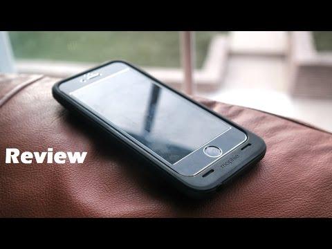 Mophie Meyve Bohça İçin İphone 6 Artı İşareti Bir Daha Gözden Geçirme