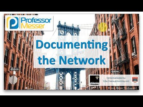 Network Kontrolü - Sık Ağ + N10-006 - 2.3 Belgeleyen