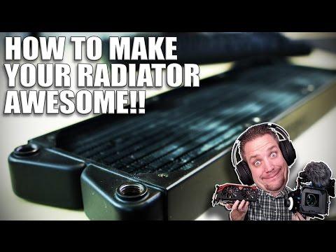 Öğretici: Nasıl Harika Görünüyorsun Radyatör Yapmak!
