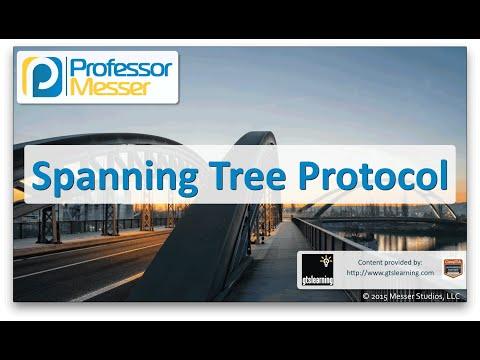 Yayılan Ağaç Protokolü - Sık Ağ + N10-006 - 2.6