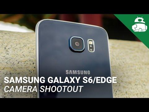 Samsung Galaxy S6 Ve S6 Kamera Shootout Kenar