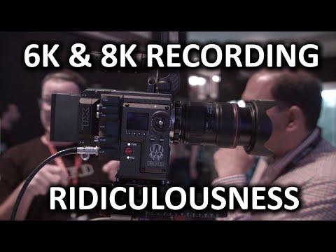 En İyi Yeni Sensör Show'da? -Kırmızı Silah Yükseltme - Nab Show 2015