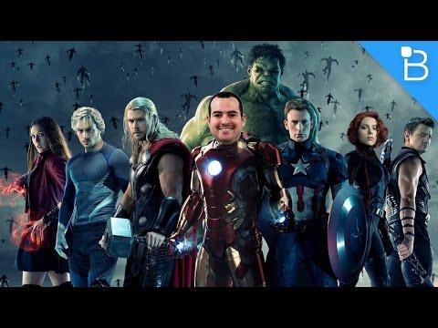 Avengers: Yaş Ultron İnceleme! (Spoiler)