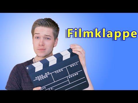 Das Macht Eine Filmklappe