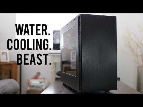 Fraktal Tasarım Tanımlamak S - En İyi Su Durumda 100 $ Altında Soğutma?