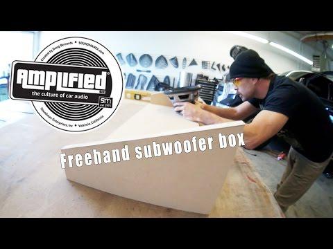 Freehand Subwoofer Kutusunun Tasarımı