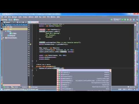 Javafx Java Guı Öğretici - 14 - Combobox