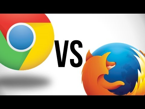 Krom Veya Firefox