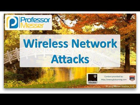 Kablosuz Ağ Saldırılarına Karşı - Sık Ağ + N10-006 - 3.2