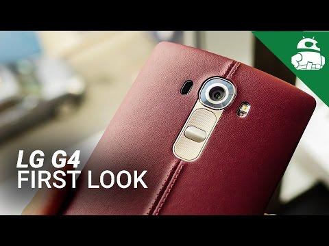 Lg G4 İlk Bak!