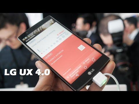 Lg G4 Ux 4.0 Ve Kamera Hızlı Tur