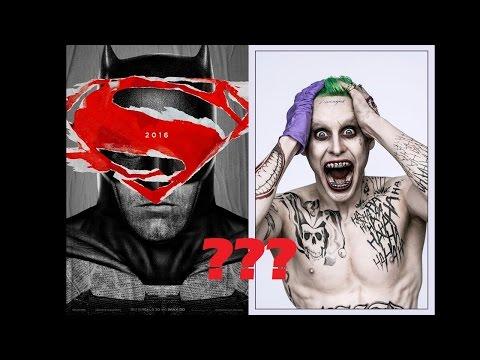 İntihar Ekibi Ve Saban Joker Batman???