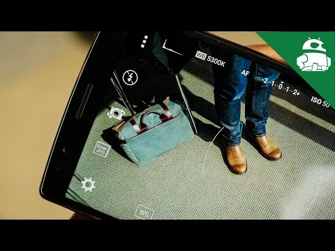 Lg G4 Kamera Manuel Mod - Özelliği Odak