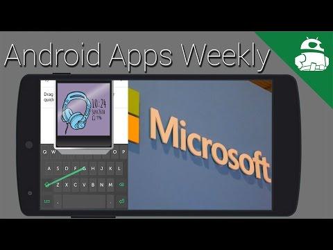 Android Uygulamaları Microsoft Doğruladı, Yeni Çift İyi Oyun, Elveda Gizli! -Android Apps Haftalık