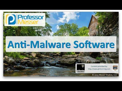 Anti-Malware Yazılımı - Sık Ağ + N10-006 - 3.3