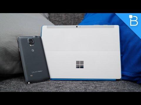 Galaxy 5 Sızan Ve Surface Pro 4 Not Denize İndirmek Tarih