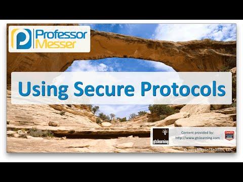 Güvenli Protokoller - Sık Ağ + N10-006 - 3.3 Kullanarak