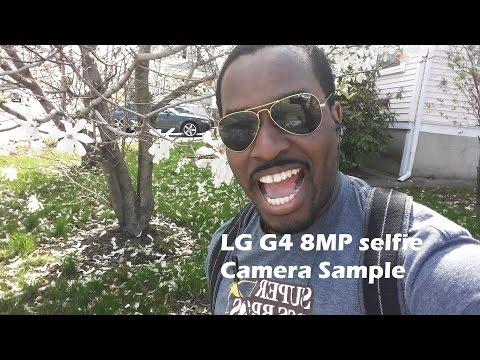 Lg G4 8Mp Selfie Kamera Örnek